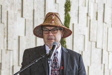 Iyall to focus on health as he steps down as Cowlitz Tribe chair