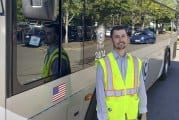 C-TRAN employee receives national recognition