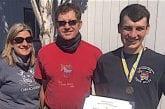Battle Ground High School senior earns Distinguished SAR Award