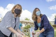 Vancouver mayor surprises children at Food & Fun program