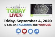 WATCH: Clark County TODAY LIVE • Friday, September 4, 2020