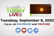 WATCH: Clark County TODAY LIVE • Tuesday, September 8, 2020