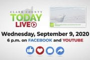 WATCH: Clark County TODAY LIVE • Wednesday, September 9, 2020