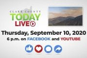 WATCH: Clark County TODAY LIVE • Thursday, September 10, 2020
