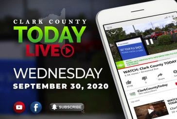 WATCH: Clark County TODAY LIVE • Wednesday, September 30, 2020