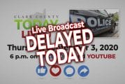 WATCH: Clark County TODAY LIVE • Thursday, September 3, 2020