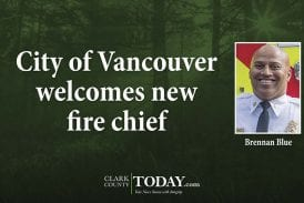 City of Vancouver welcomes new fire chief