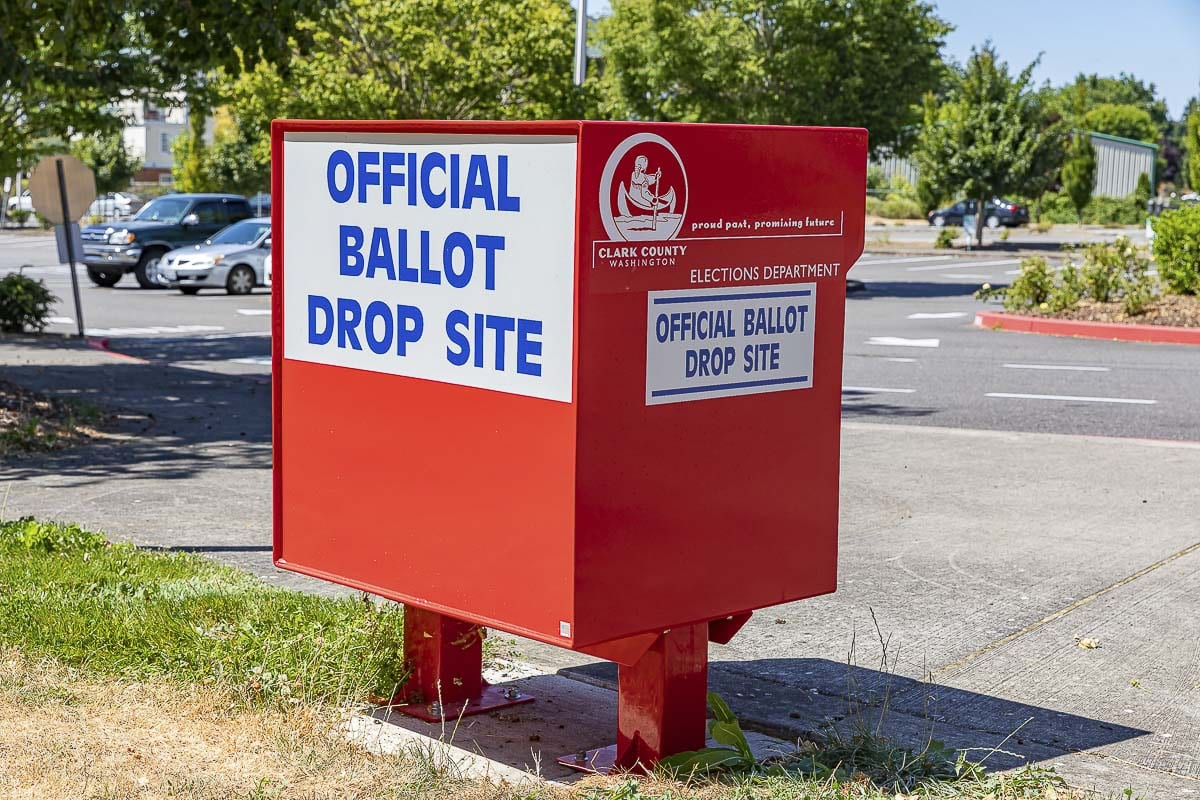 The Clark County chapter of the League of Women Voters will hold a 90-minute webinar to inform voters about a referendum, a constitutional amendment, and four advisory measures on the November ballot. File photo