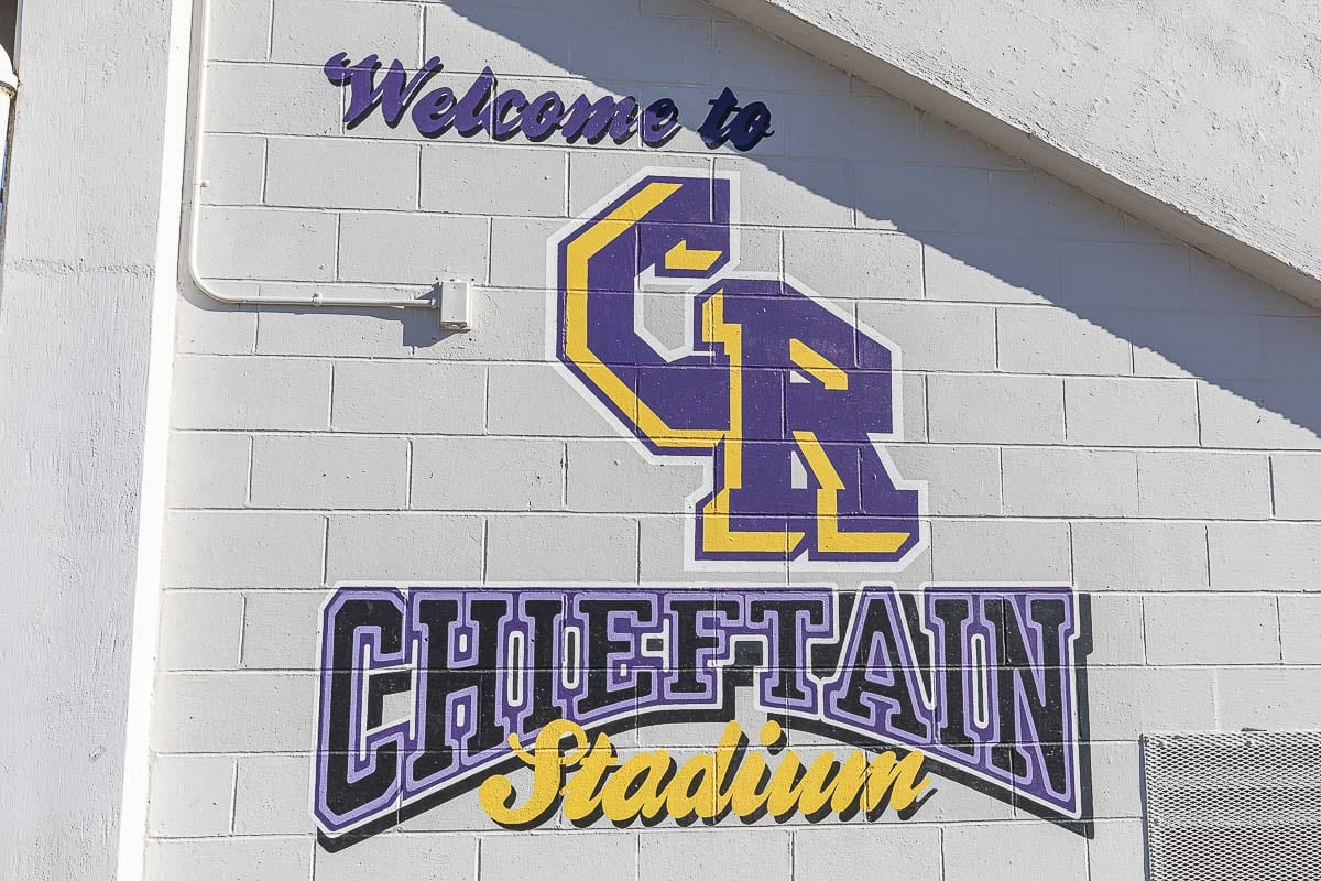 It is the end of an era at Columbia River High School. The Vancouver Public Schools Board of Directors voted to retire the name Chieftains. Photo by Mike Schultz