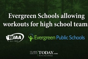Evergreen Schools allowing workouts for high school teams