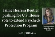 Jaime Herrera Beutler pushing for U.S. House vote to extend Paycheck Protection Program