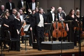 Clark County Arts Commission seeks new commissioners and honors area maestro