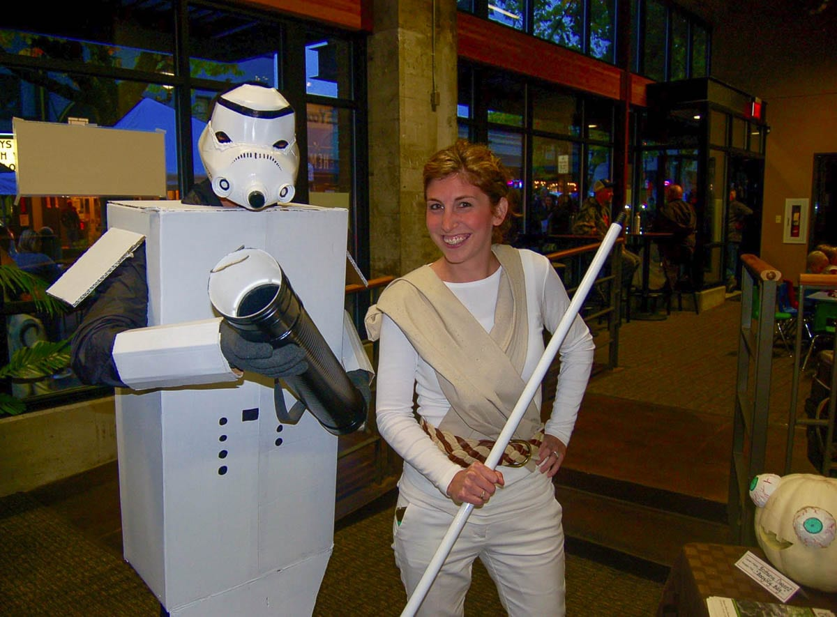 "The theme is ""Pumpkin Pageant & Star Wars Costume Contest!"" and the week-long event starts on Sun., Sept. 27 and goes through First Friday, Oct. 2. Photo courtesy of Downtown Camas Association"