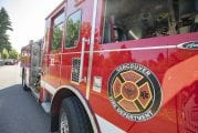 Two people perish in residence fire Tuesday evening