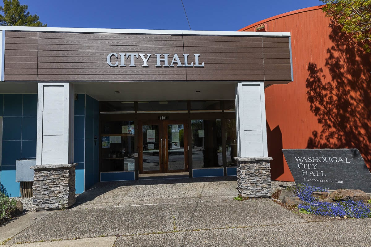 Members of the Washougal City Council have two choices to consider regarding the vacant council position. Photo by Mike Schultz