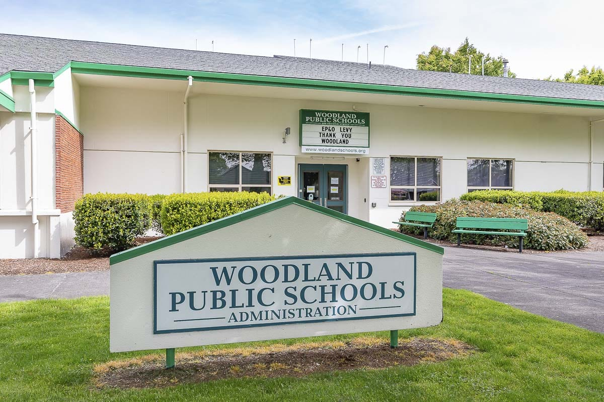 Woodland School District. File Photo