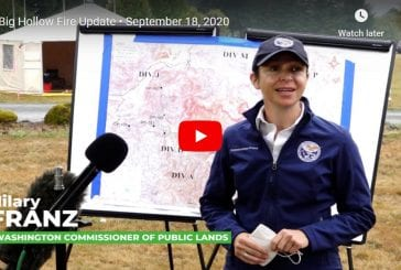 Big Hollow Fire update offered by state officials