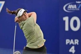 Vancouver has an LPGA golfer on tour