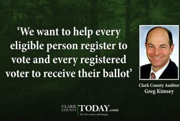 Opinion: 'We want to help every eligible person register to vote and every registered voter to receive their ballot'