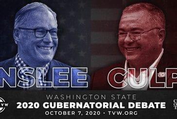 WATCH: Washington State Debate Coalition 2020 Gubernatorial Debate