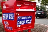 Voter turnout, registrations continue to set records in Clark County