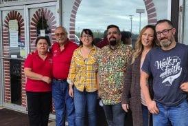 Five-Star Tattoo raises funds, love for Las Mesitas Restaurant