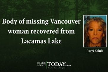 Body of missing Vancouver woman recovered from  Lacamas Lake