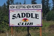 Clark County Saddle Club asks for donations to help with big move