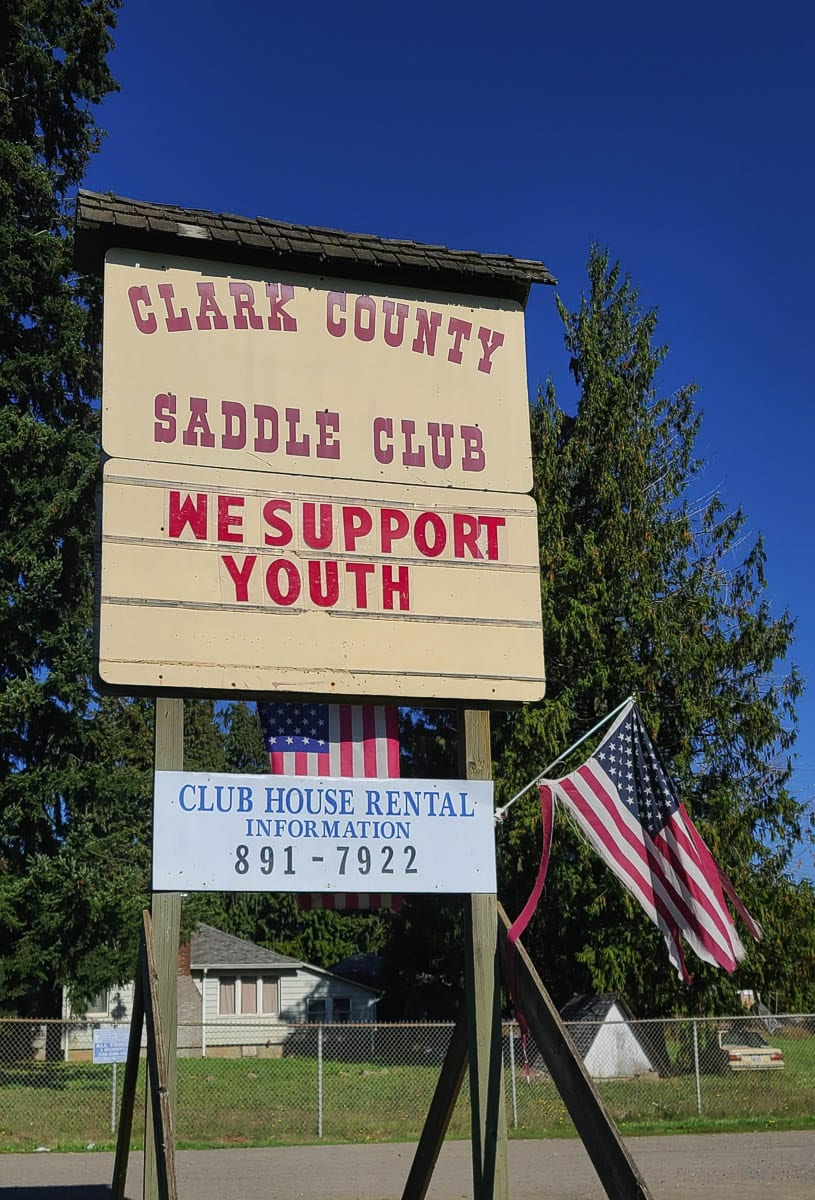 The Clark County Saddle Club hopes to move to its new property soon but will always continue to support area youth. Photo by Paul Valencia