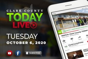 WATCH: Clark County TODAY LIVE • Tuesday, October 6, 2020