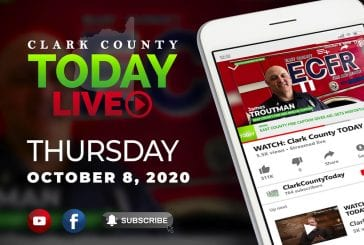 WATCH: Clark County TODAY LIVE • Thursday, October 8, 2020