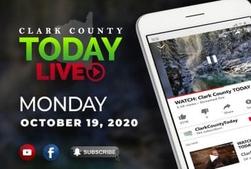 WATCH: Clark County TODAY LIVE • Monday, October 19, 2020