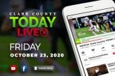 WATCH: Clark County TODAY LIVE • Friday, October 23, 2020