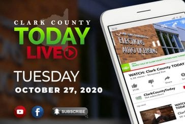 WATCH: Clark County TODAY LIVE • Tuesday, October 27, 2020