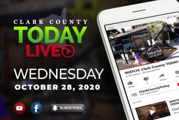 WATCH: Clark County TODAY LIVE • Wednesday, October 28, 2020