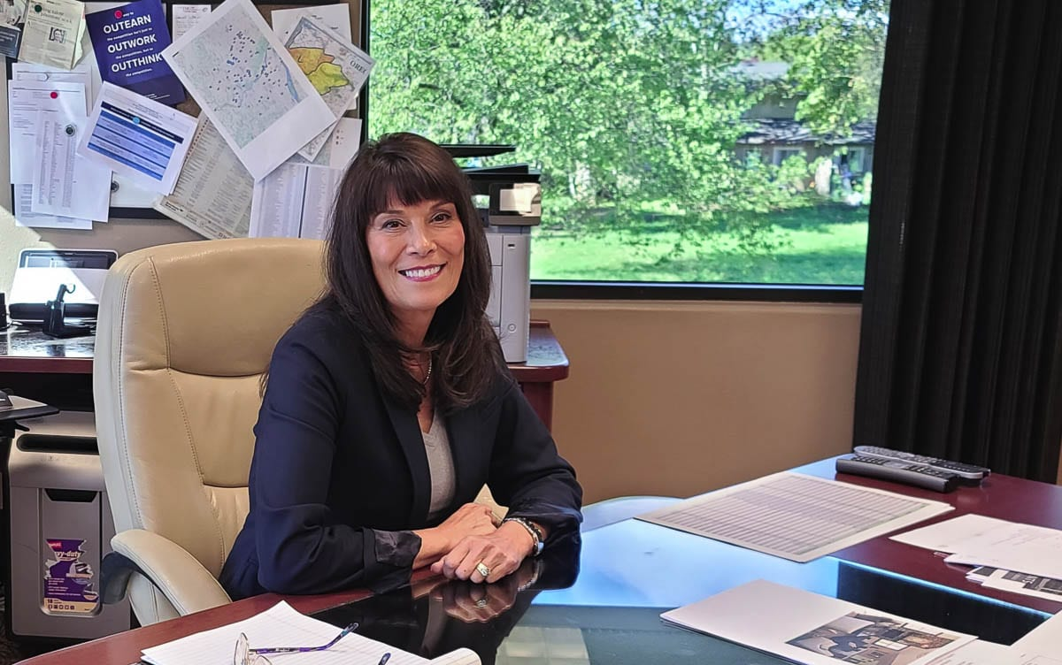 Carmen Villarma opened her business in Vancouver in 1985. TMG Property Management Services NW is now the top-ranked minority-owned business in the Portland-Vancouver area, according to the Portland Business Journal, and No. 5 on the list for women-owned businesses. Photo by Paul Valencia