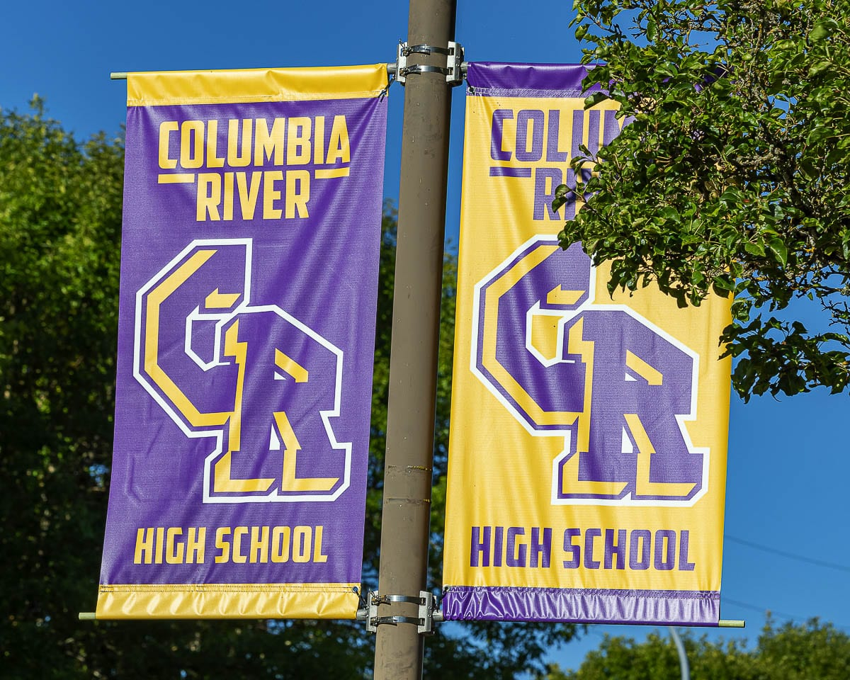 Columbia River High School is asking for the public's input on a new mascot. Photo by Mike Schultz