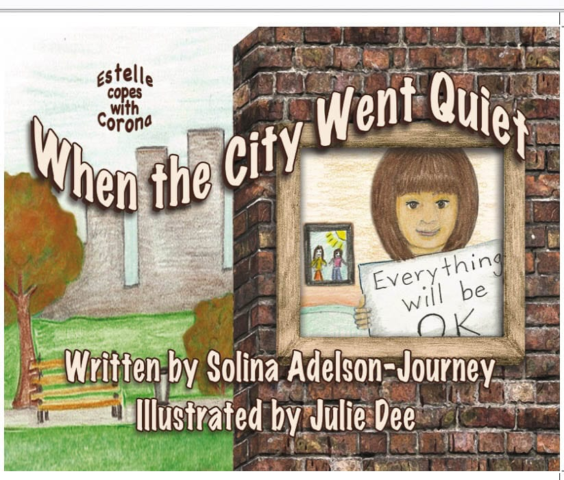 """""""When the City Went Quiet"""" was written by Solina Journey, an assistant principal at Daybreak Primary School in Battle Ground. Image courtesy Battle Ground Public Schools"""