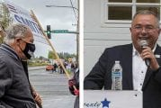 Gubernatorial candidates Jay Inslee and Loren Culp make Clark County appearances over the weekend