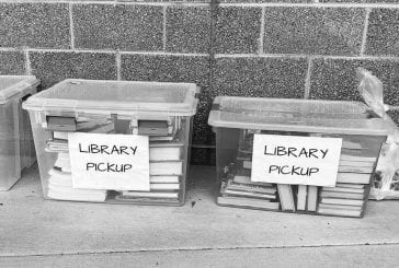 Ridgefield school libraries provide Curbside Checkout
