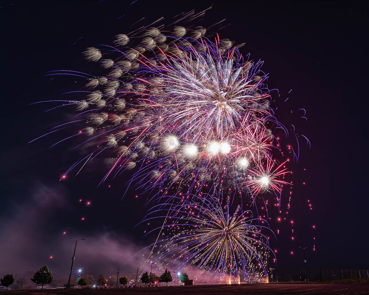 There are a variety of fireworks regulations around Clark County as many cities have made recent changes. Vancouver has an outright ban. Battle Ground allows them for two days, and most others allow them to be used only on the 4th of July. The ilani Casino can sell them regardless of any prohibitions. Photo Mike Schultz