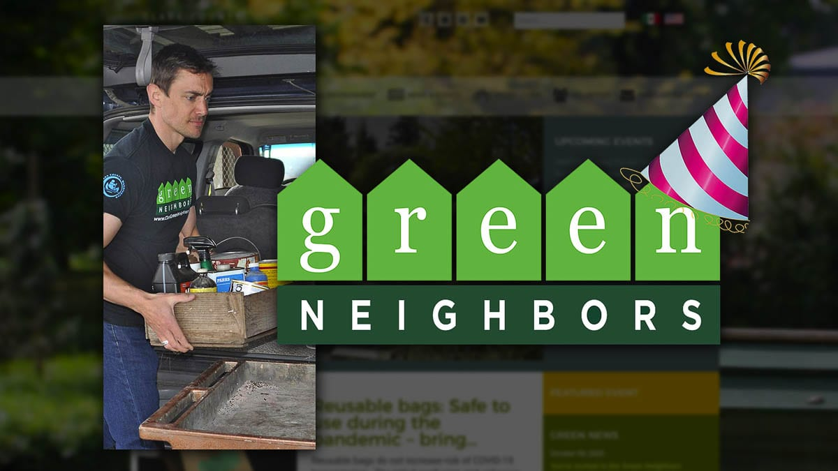 The Clark County Green Neighbors program helps citizens create sustainable lifestyles. Photo courtesy of the Green Neighbors program