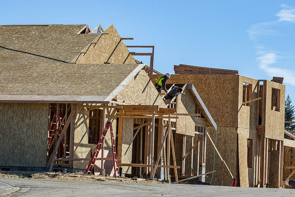 The Building Industry Association of Clark County is hosting two virtual candidate forums focused on housing issues on Oct. 20 and 21. Photo by Mike Schultz