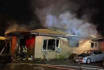 Seven residents displaced by Hazel Dell apartment fire