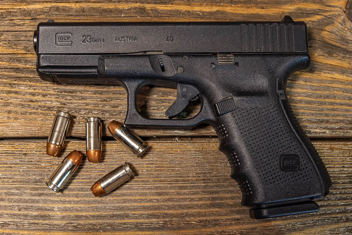 The Battle Ground Police Department has established a new online service for city of Battle Ground residents seeking to apply for a new or renewed Concealed Pistol License. Photo by Mike Schultz