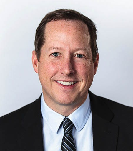 John McCreary, MD, clinical vice president of medical affairs for Legacy Health. Photo courtesy Legacy Health