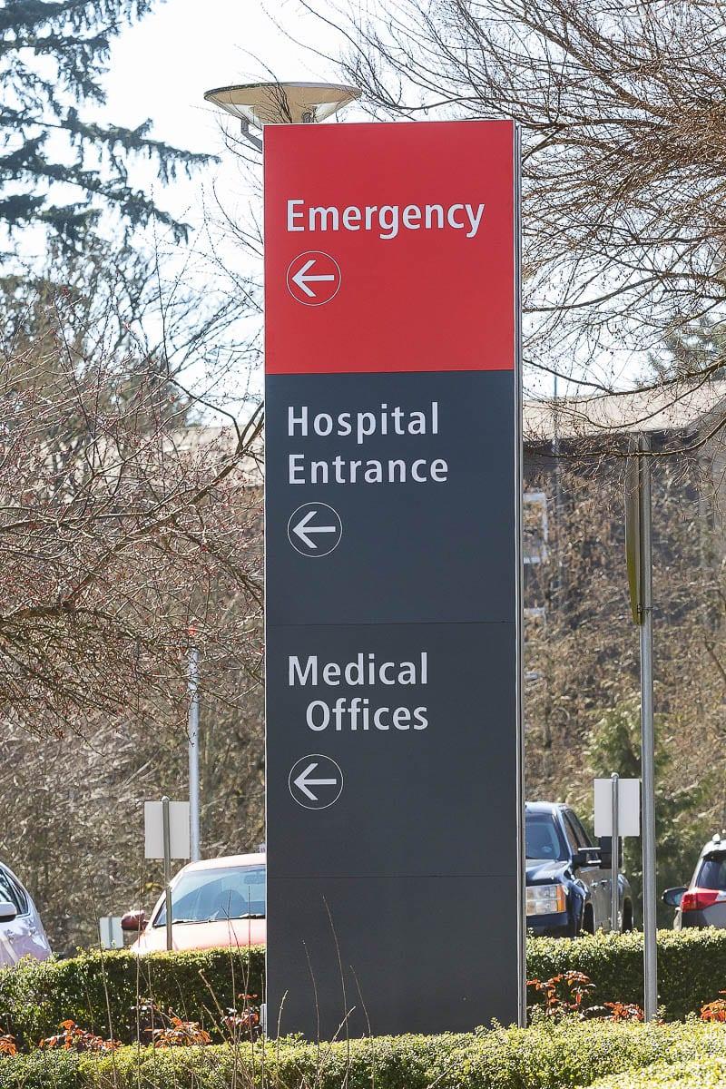 Legacy Salmon Creek Medical Center. File photo