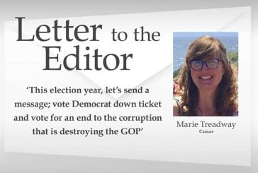 Letter: 'This election year, let's send a message; vote Democrat down ticket and vote for an end to the corruption that is destroying the GOP'