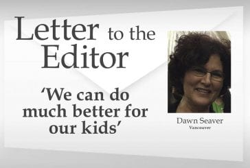 Letter: 'We can do much better for our kids'