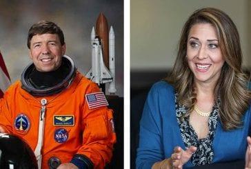 Local students hear from NASA leader and Camas astronaut
